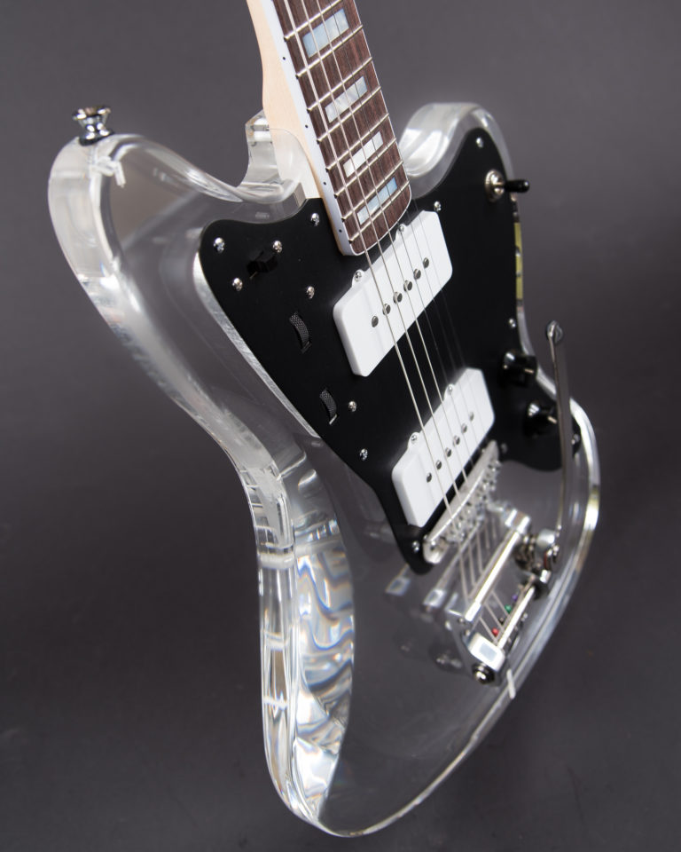 Scale Model Lucite Jazz
